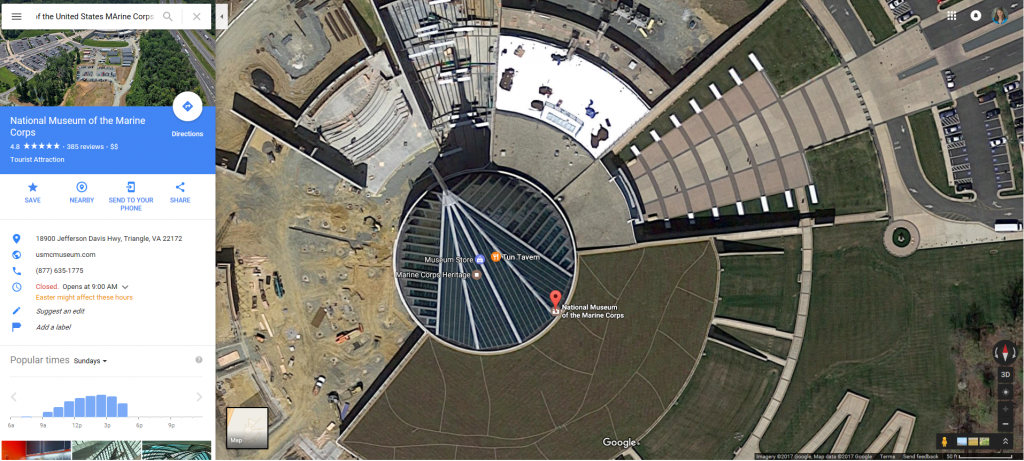 Google Earth FTW